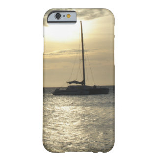 Tropical Fishing Boats Barely There iPhone 6 Case