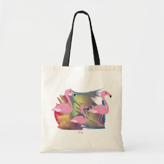 Tropical Flamingo Gifts Bag