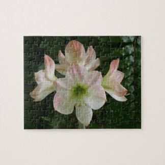 Tropical flower fiesta -11-Lirio Jigsaw Puzzle