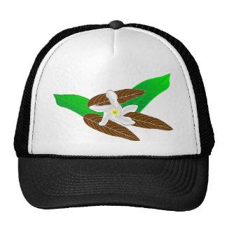 Tropical Flower Hats