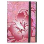 Tropical Flower iPad Folio Case