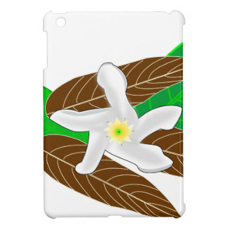 Tropical Flower Cover For The iPad Mini