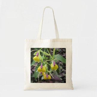 Tropical Flower Tote Bag