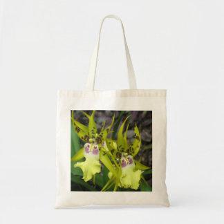 Tropical Flower Tote Bags