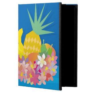 Tropical Flower Waves iPad Air Case