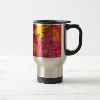 Tropical Flowers Gifts Designed by Sharlesfineart 15 Oz Stainless Steel Travel Mug