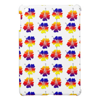 Tropical Flowers iPad Mini Cases