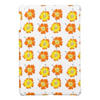 Tropical Flowers iPad Mini Cover