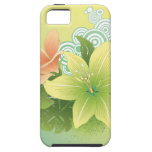 Tropical Flowers iPhone 5 Cases