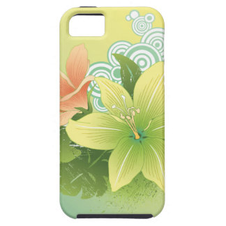 Tropical Flowers iPhone SE/5/5s Case