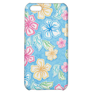 Tropical Flowers  Speck Case iPhone 5C Covers