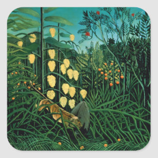 Tropical Forest Stickers
