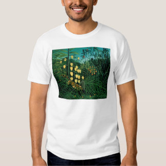Tropical Forest Tee Shirt