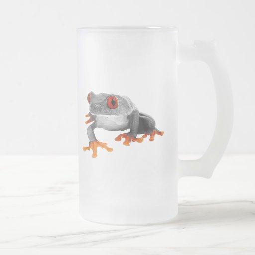 Tropical Frog Mug..!