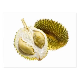 Tropical fruit - Durian Postcard