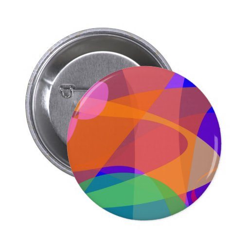Tropical Fruits Pinback Buttons