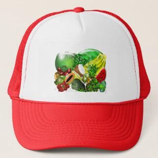 Tropical Fruits Hat