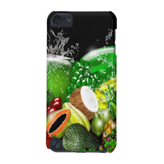 Tropical Fruits Ipod Touch Case