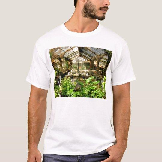 Tropical garden under glass T-Shirt