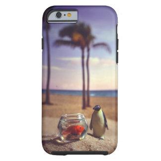 Tropical getaway tough iPhone 6 case
