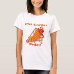 Tropical Girls Getaway Weekend T-Shirt