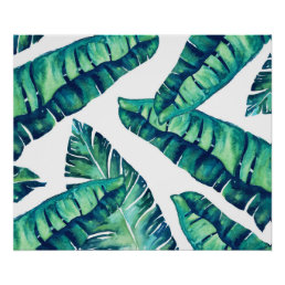 Tropical Glam Poster 24x20