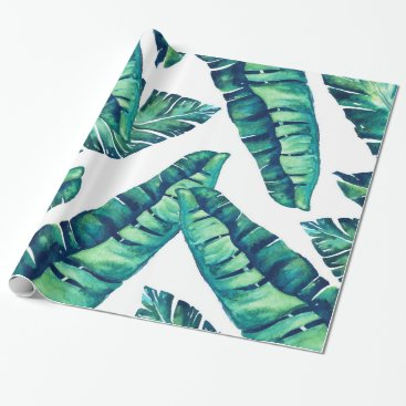 83Oranges Tropical Glam Wrapping paper 30x6