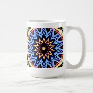 Tropical Glowsticks Coffee Mug