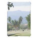 Tropical Golf Course iPad Case