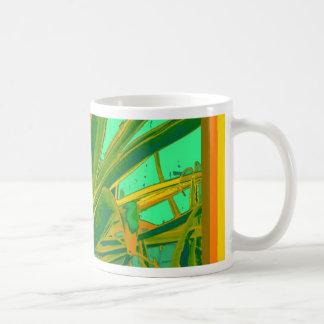 Tropical Green Agave Gifts by Sharles Coffee Mug