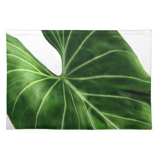 Tropical Green Leaf Placemat Zazzle : tropicalgreenleafplacemat r446b0bd2b2ca47a2919d61468c4c02a72cfku8byvr512 from www.zazzle.com size 512 x 512 jpeg 40kB