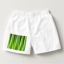 Tropical Green Riverweed Boxers