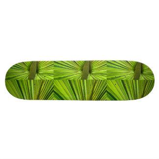 Tropical Green Skateboard