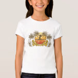 Tropical Gymnastics and Dance Gifts T-Shirt