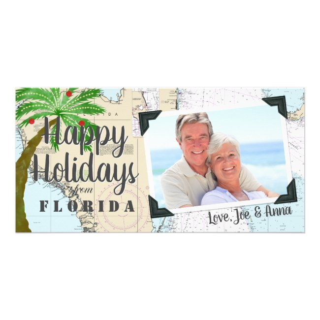 Tropical Happy Holidays from Florida Nautical