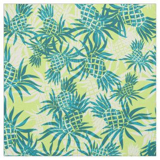 Telas con diseños tropicales