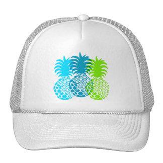 Tropical hawaiano de la piña de Momona Gorra