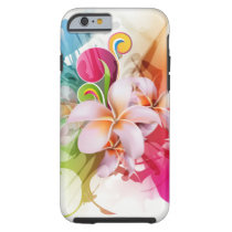Tropical Hawaiian Iphone 6 Tough Case