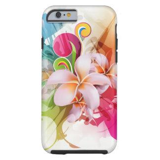 Tropical Hawaiian Iphone 6 Tough Case Tough iPhone 6 Case