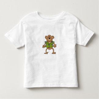 Tropical Hawaiian Monkey Shirt