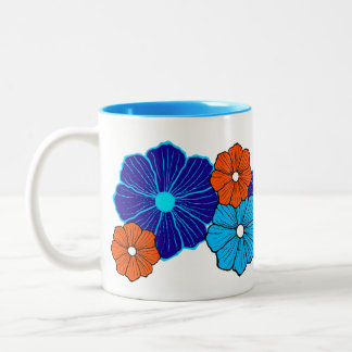 Tropical Hawaiian Mug