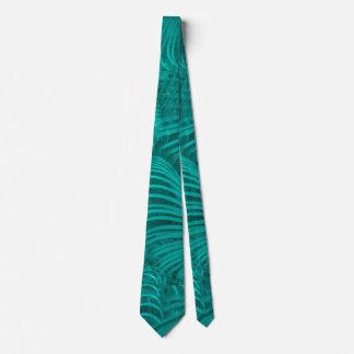 Tropical Hawaiian Pattern Neck Tie
