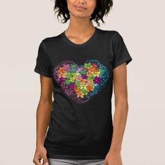 Tropical Heart T-Shirt
