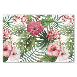 Hibiscus Flower Craft Tissue Paper Zazzle