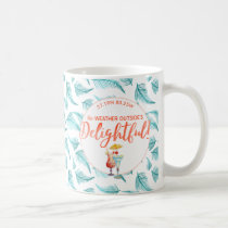 Tropical Holidays Christmas in the Tropics Photo Coffee Mug