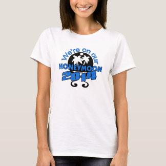 Tropical Honeymoon 2014 T-Shirt