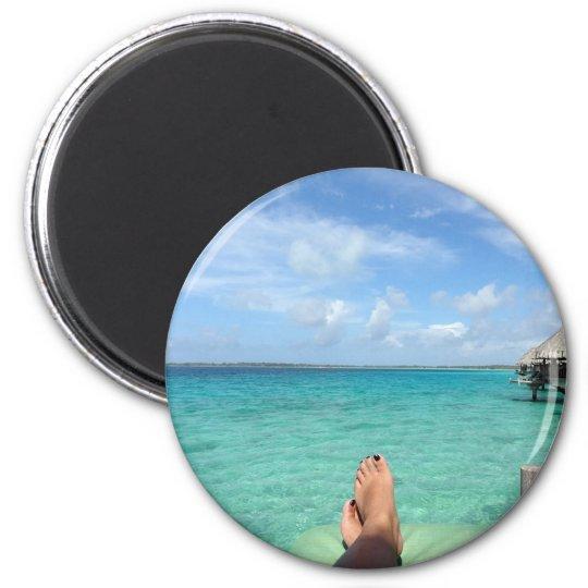 Tropical Honeymoon Magnet