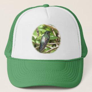 Tropical Hummingbird Picture Trucker Hat