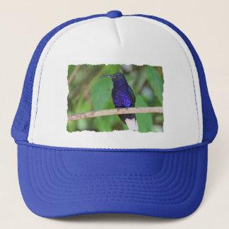 Tropical Hummingbird Trucker Hat