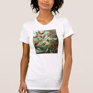 Tropical Hummingbirds Tshirt